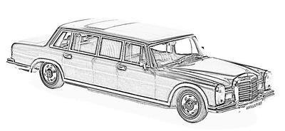 MB -W100- 600 (1963-81)