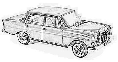 MB -W110- (1961-68)