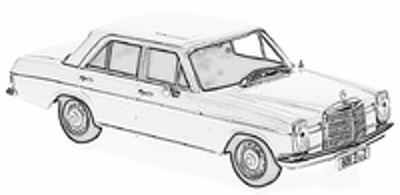 MB -W114/W115- (1968-76)