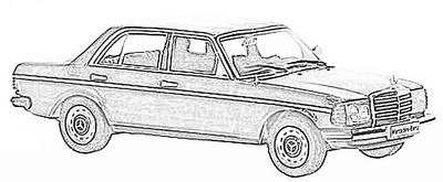 MB -W123- (1976-85)
