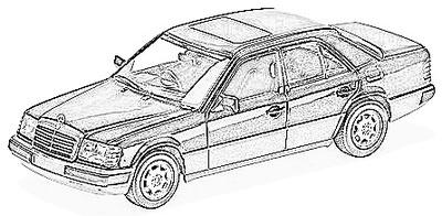 MB W124 (1984-97)