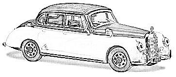 MB -W186- (1951-57)