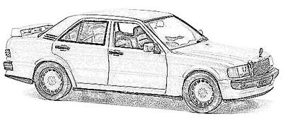 MB -W201- 190 (1982-93)