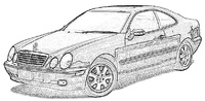 MB W208 (1996-02)