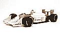 McLaren (1987) MP4/3