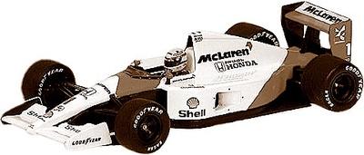 McLaren (1991) MP4/6