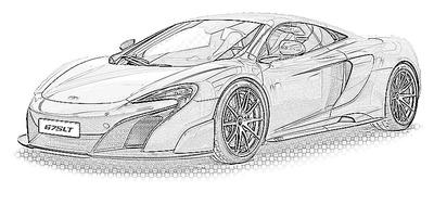 McLaren 675 LT (2015-17)