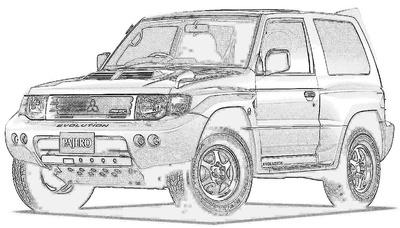 Mitsubishi Pajero (Montero)