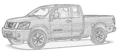 Nissan Titan (2003-)