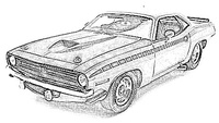 Plymouth Barracuda (1964-74)