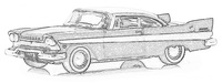 Plymouth Belvedere (1954-70)