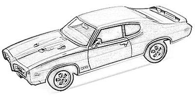 Pontiac GTO (1964-14)