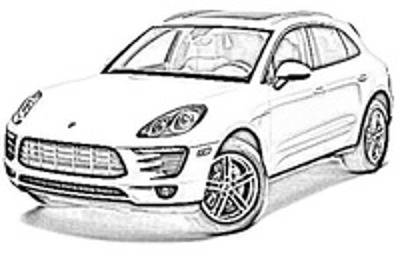 Porsche Macan (2014-)