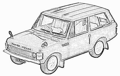 Range Rover (1970-hoy)