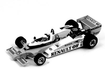 Renault (1981) RE20B