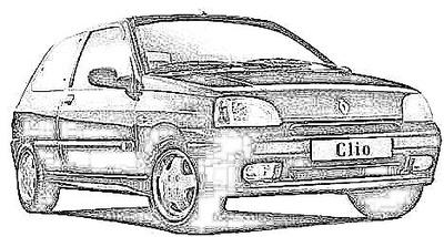 Renault Clio 1 (1990-98)