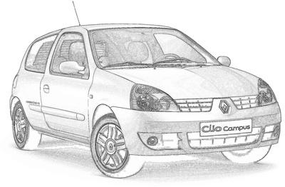 Renault Clio 2 (1998-05)