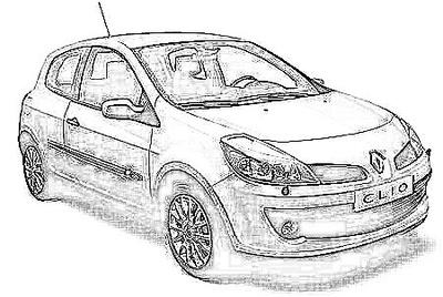 Renault Clio 3 (2005-12)