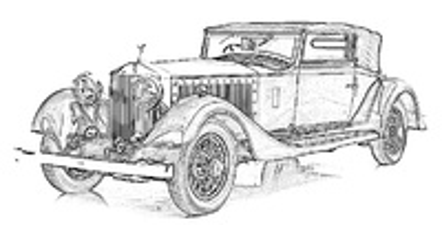Rolls Royce Phantom serie 2 (1929-35)