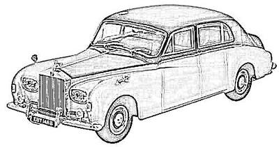 Rolls Royce Phantom serie 5 (1959-68)