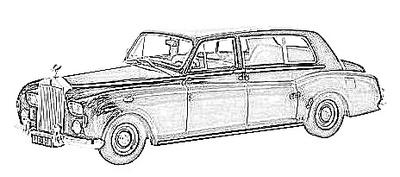Rolls Royce Phantom serie 6 (1968-91)