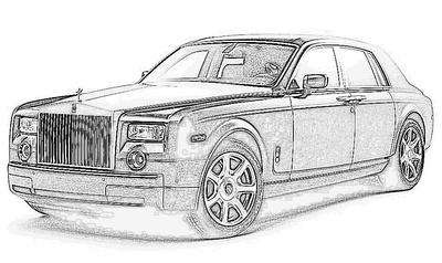 Rolls Royce Phantom serie 7 (2003-)