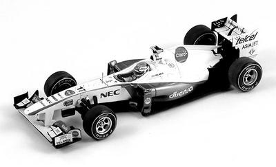 Sauber (2011) C30
