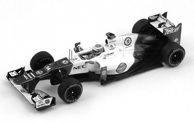 Sauber (2012) C31