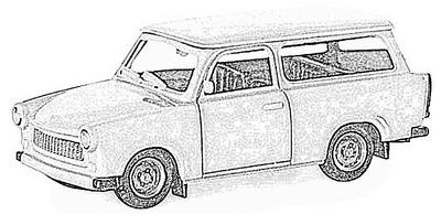 Trabant 600/601
