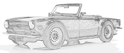 Triumph TR6 (1969-76)