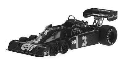 Tyrrell (1976-77) P34