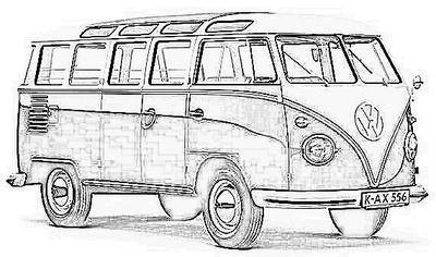 VW Serie T1 (1950-67)