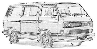 VW Serie T3 (1979-90)