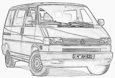 VW Serie T4 (1990-02)