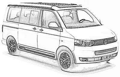 VW Serie T5 (2003-)