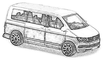 VW Serie T6 (2015-)
