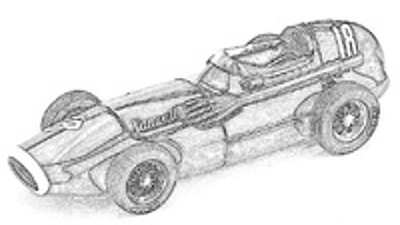 Vanwall (1955-57) VW1