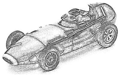 Vanwall (1957-59) VW5