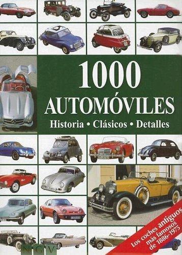 1000 Automóviles Edt. NGV 9783625000358
