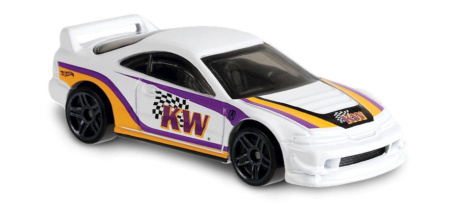 Acura Integra GSR Custom -Speed Graphics- (2001) Hot Wheels FYD03 1/64