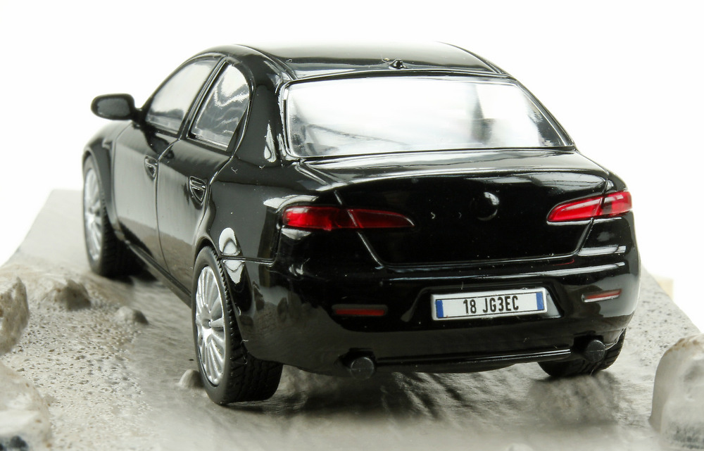 Alfa Romeo 159 (2005) James Bond