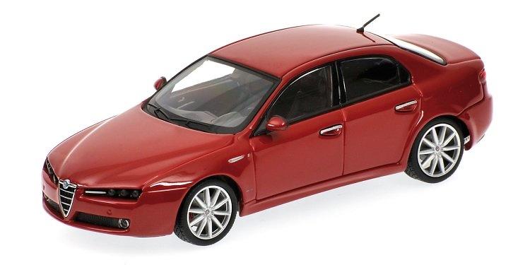 Alfa Romeo 159 (2008) Minichamps 00120501 1/43