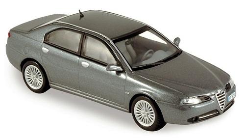Alfa Romeo 166 Reestiling (2003) Norev 790003 1/43