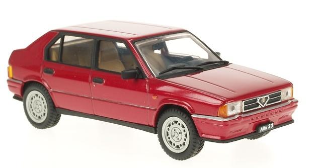 Alfa Romeo 33 QV Serie I (1983) Pego PG1018 1/43