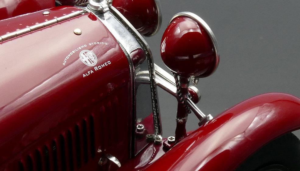 Alfa Romeo 6C 1750 GS (1930) CMC M138 1:18