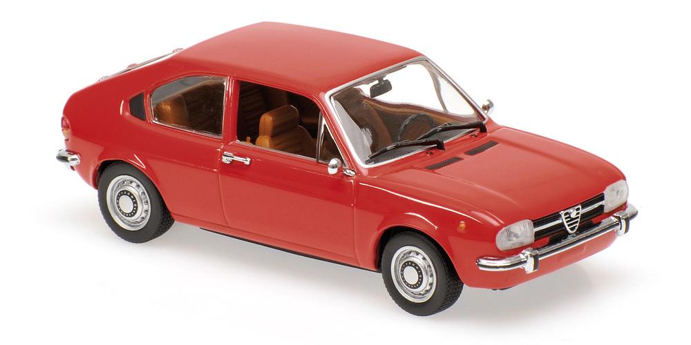Alfa Romeo Alfasud (1972) Minichamps 940120100 1:43