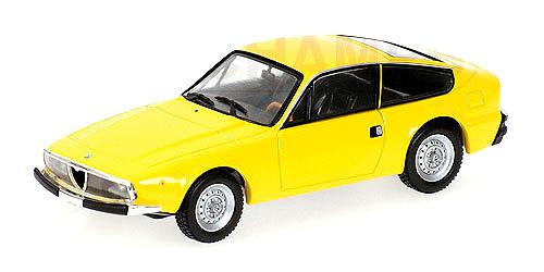 Alfa Romeo GT 1600 Junior Zagato (1972) Minichamps 436120720 1/43