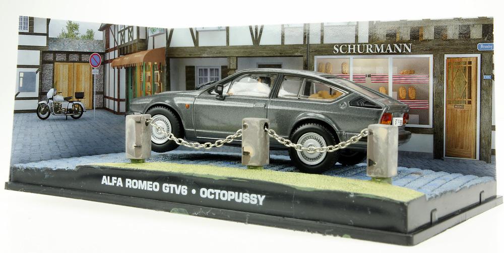Alfa Romeo GTV6 (1980) James Bond