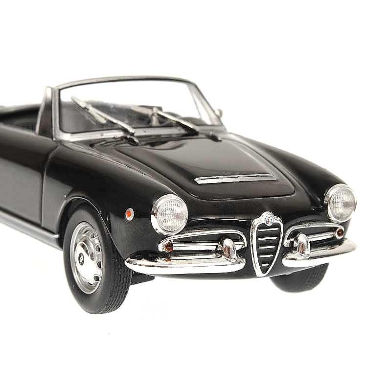 Alfa Romeo Giulia Spider (1962) Minichamps 400120730 1/43