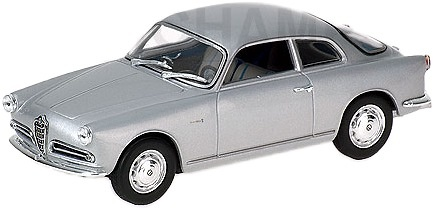 Alfa Romeo Gilietta Sprint (1954) Minichamps 400120400 1/43